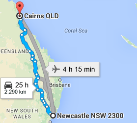 newcastle-to-cairns-removalists