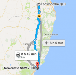toowoomba-to-newcastle-removalists