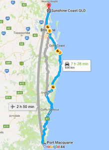 Port Macquarie-to-Sunshine-Coast-Removalists
