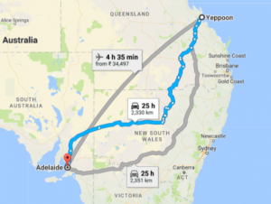 yeppoon-to-adelaide-removalists