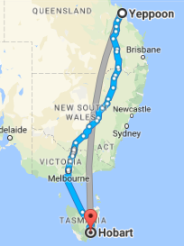 yeppoon-to-hobart-removalists