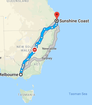 melbourne-to-sunshine-coast-removalists