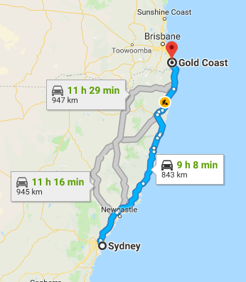furniture-removals-sydney-to-gold-coast